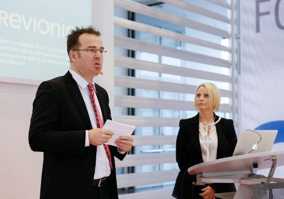 Björn Weber hosts the Retail Technology Stage at the EuroShop